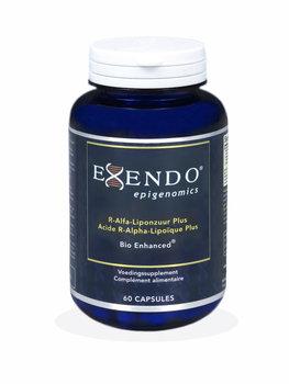 R-Alfa-Liponzuur Plus 100 mg (Bio-Enhanced® Na-RALA) – 60 caps