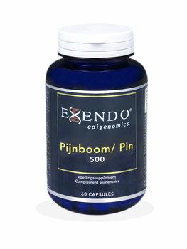 Pijnboom extract 500 – 60 caps
