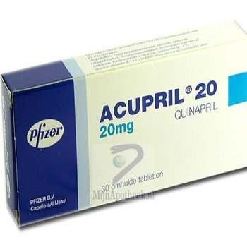 ACUPRIL TABLET 20MG