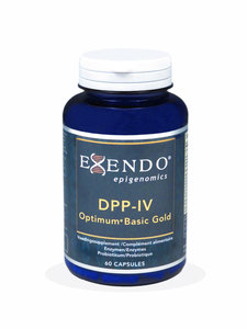Exendo: DPP-IV Optimum® Gold Basic - 60 caps