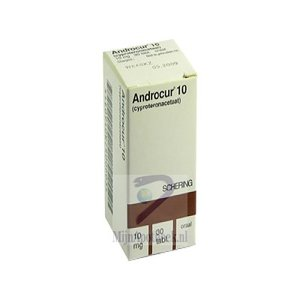 ANDROCUR TABLET 10MG