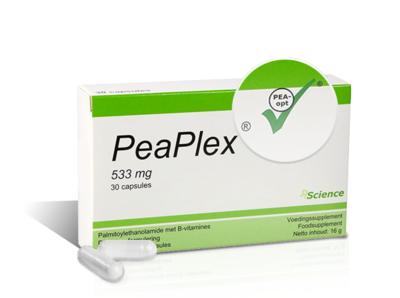 PEA Plex 533 mg - 30 Kapseln