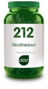 Nicotinezuur - 90 caps