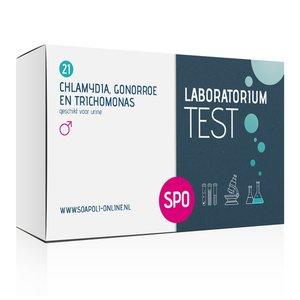 Soapoli-online SOA test chlamydia-gonorroe laboratoriumtest